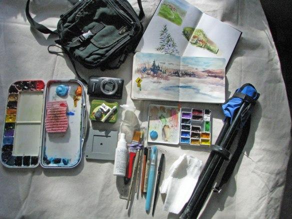 sketchbag