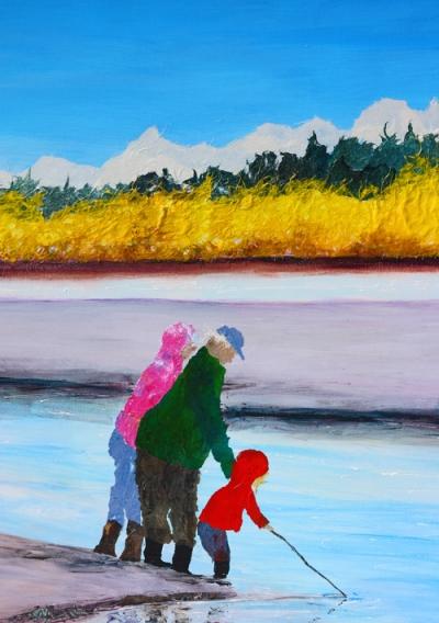 River Memories detail 2 web