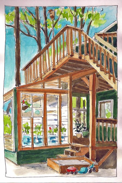 Deck Sketch