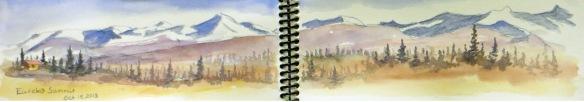 Eureka Summit- Mile 130 Glennallen Highway, Alaska
