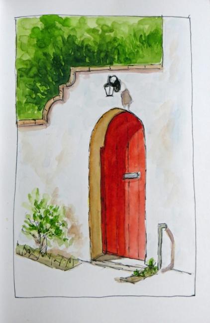 Tucson Red Door web
